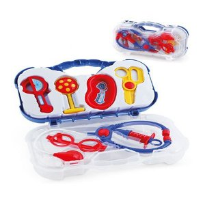 Kit Médico Infantil Mini Maleta Doutor - Paki toys