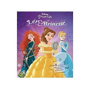 Livro Quebra-cabeça Princesa - Culturama