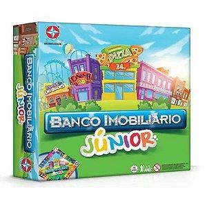 Banco Imobiliário Júnior - Estrela