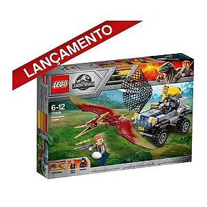 Lego Jurassic World - A Perseguição ao Pteranodonte