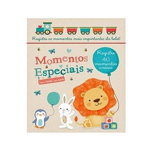 Momentos Especiais - Livro Coleção Para o Bebê - Com Amor - Ciranda Cultural