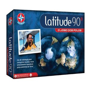 Latitude 90 O Jogo dos Polos - Estrela