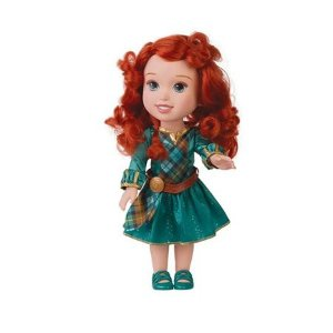 Boneca Minha Primeira Princesa Real Disney Merida 30 cm - Mimo