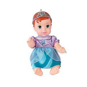 Boneca Disney Princesa Baby Ariel 30 cm - Mimo