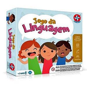 Jogo da Linguagem Estimula Oralidade Escrita e Leitura - Estrela