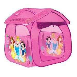 Barraca Portátil Casa Disney Princesas - Zippy Toys