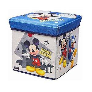 Porta Objeto Banquinho Mickey - Zippy Toys