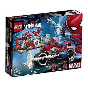 Lego Marvel Super Heroes - A Moto do Homem-Aranha