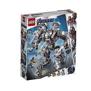 Lego Super Heroes Máquina de Guerra Destruidora