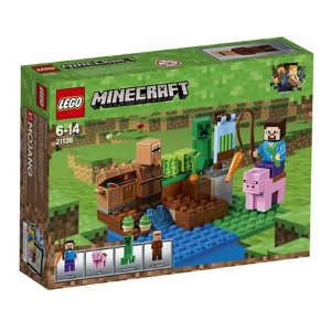 Lego Minecraft - A Fazenda dos Melões