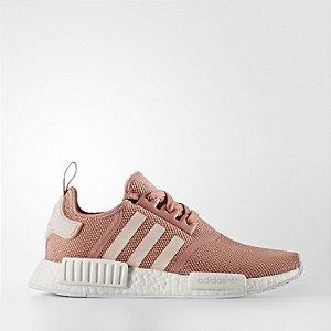 Tênis Adidas NMD R1 Rosa / Branco