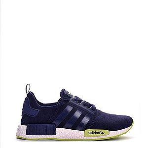 Tênis Adidas NMD R1 Azul / Verde