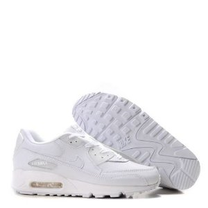 Tênis Nike Air Max 90 Leather Branco