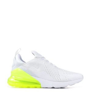 Tênis Nike Air Max 270 White Volt