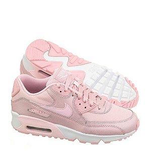 air max 90 rosa feminino