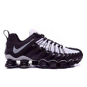 Tênis Nike Air 12 molas Preto Branco