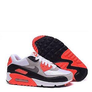 2e20e9a97c7 Tênis Nike Air Max 90 Essential Chumbo - eZetênis Outlet