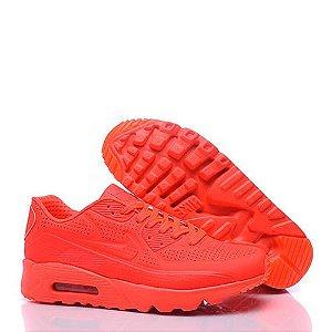 Tênis Nike Air Max 90 Ultra Moire Bright Crimson Red