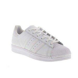 Tênis Adidas Superstar Foundation Branco