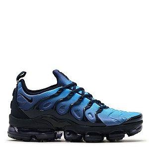 Tênis Nike Air VaporMax Plus Azul / Preto