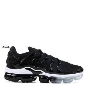 Tênis Nike Air VaporMax Plus Black / White