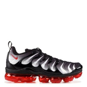 Tênis Nike Air VaporMax Plus Black / Red