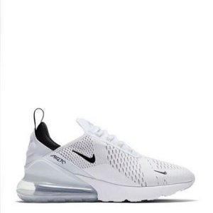 Tênis Nike Air Max 270 White / Black