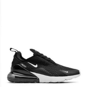 Tênis Nike Air Max 270 Black / White