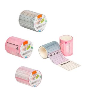 Washi Tape Check List