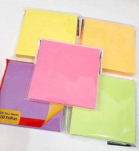 Notas Adesivas Cores Neon