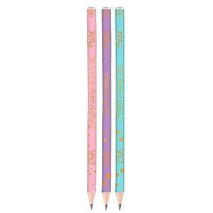 Lápis Com Pedrinha Marie