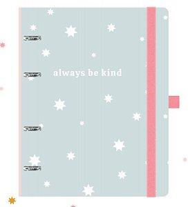 Fichário A5 Be Kind