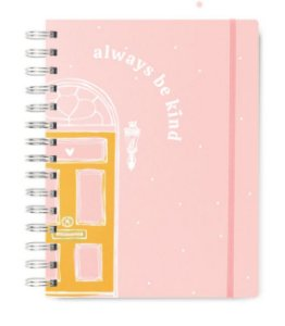 Caderno A5 Always Rosa