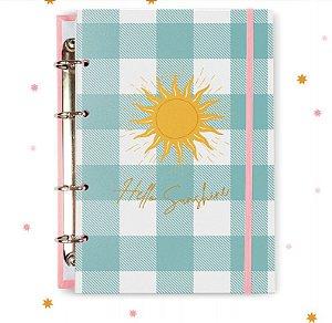 Caderno Argolado Shine Vichy