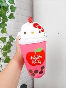 Estojo Hello Kitty MilkShake