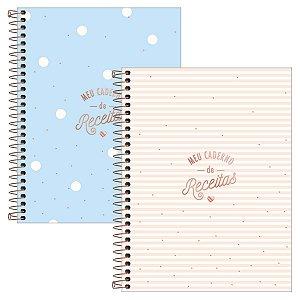 Caderno de Receitas Tilibra