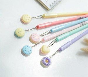 Caneta Apagável Candy Color