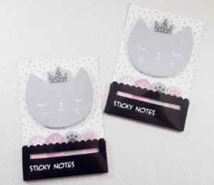 Sticky Notes Gatinho Grande