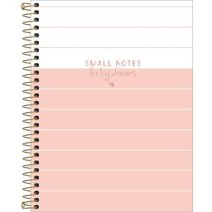 Caderno Soho Tilibra Rose Gold