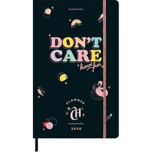"Planner Luxo ""Don't Care"" Tilibra"