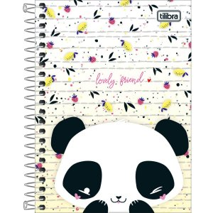 Caderneta/ Agenda Panda