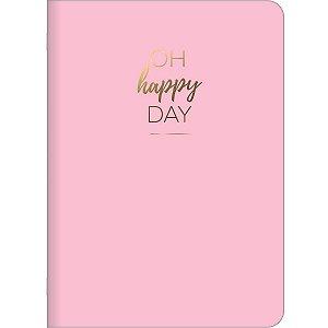 Caderneta Pautada Happy
