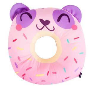 Almofada Donut Ursinho Uatt
