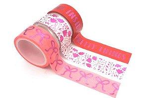 Kit Washi Tape Luxo Hema