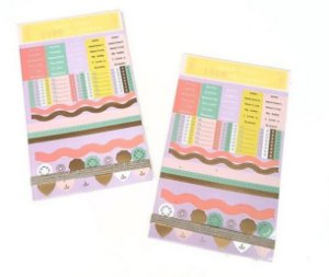 Sticker Book  Label  Hema