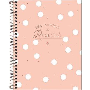 Caderno de Receitas Soho Tilibra