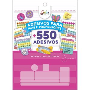 Sticker Book da Professora