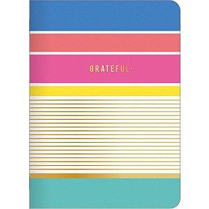 Caderneta Grampeada Be Nice Lovely Grande