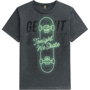 Camiseta Masculina Skate Lemon 80966