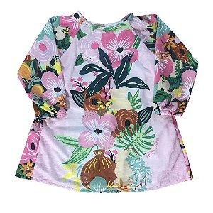 Vestido Manga Longa Jardim - Mon Sucre 1603